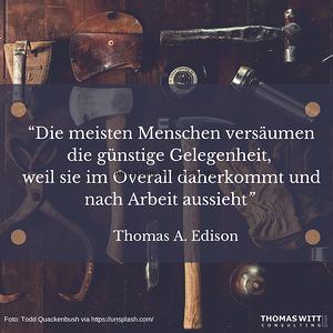 """""""Die_meisten_Menschen_versäumen_die"""