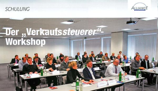 Alliance Verkaufssteuerer Workshop resized 600