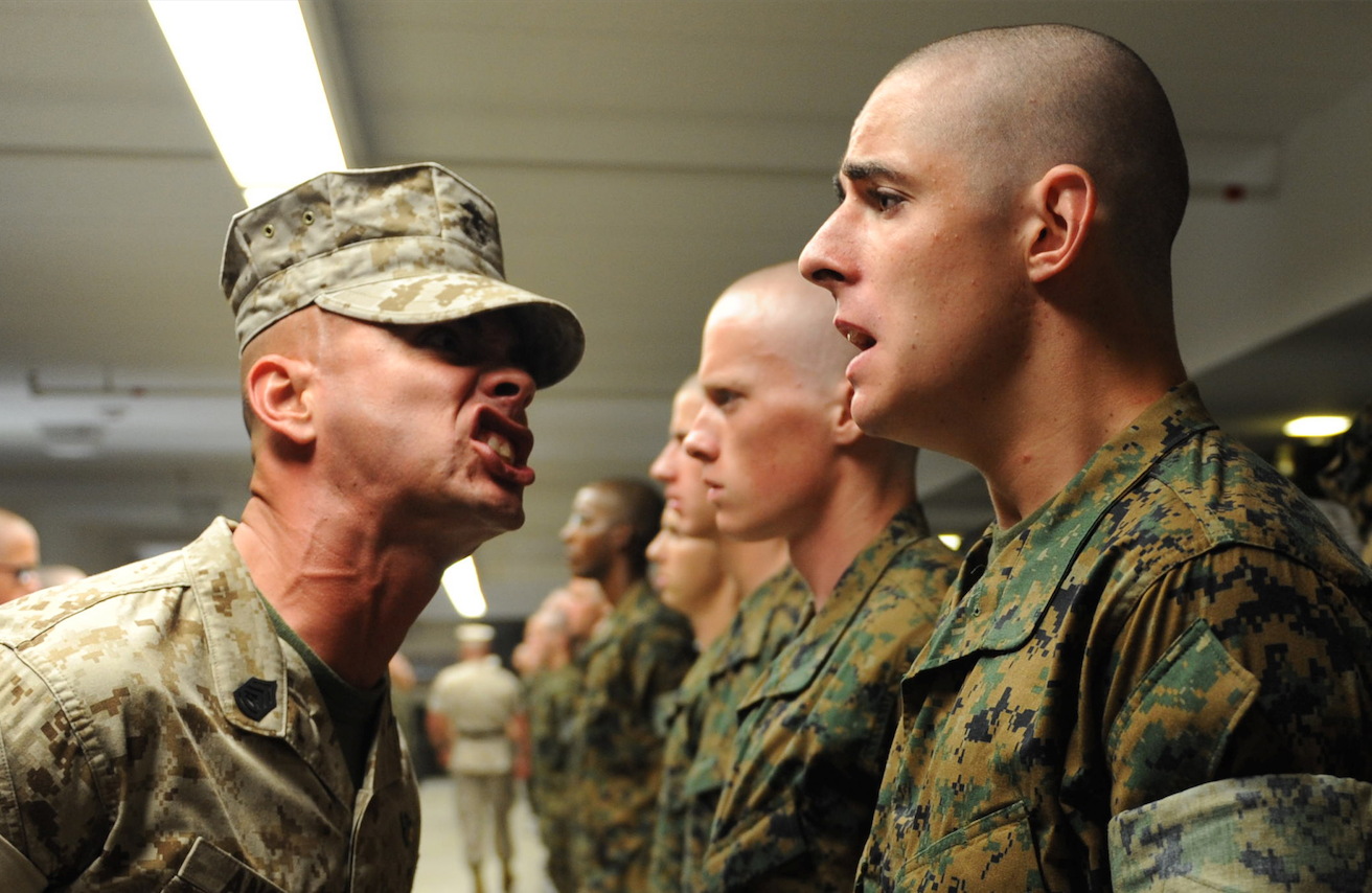 Drill_instructor_at_the_Officer_Candidate_School_jpg