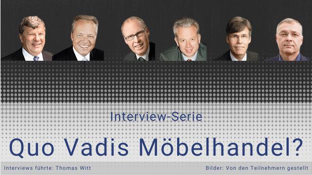 Thomas Witt Consulting - Interviews mit Spezialisten aus dem Möbelhandel