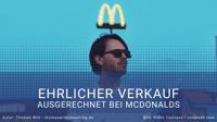 Ehrlicher Möbelverkauf - geht das? McDonalds geht ausnahmsweise mit leuchtendem Beispiel voran.