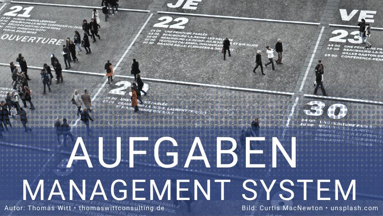 Aufgabenmanagement System