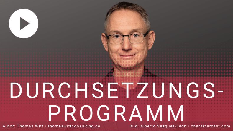 Das Durchsetzungsprogramm für Möbelhäuser - Thomas Witt