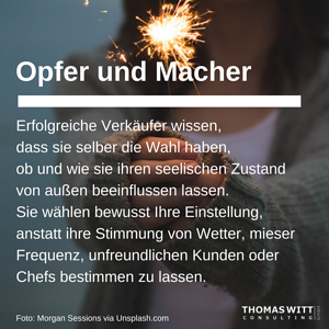 Thomas Witt - Führungstrainings Möbehandel