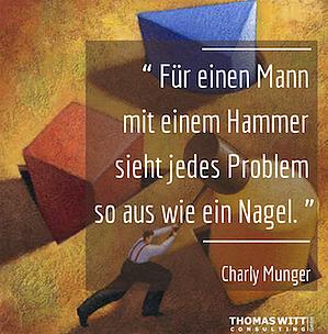 Man_mit_Hammer_Syndrome_Thomas Witt Verkaufsstatistiken Möbelhandel