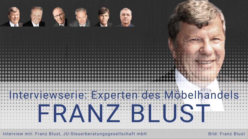Möbel-Experteninterview - Franz Blust - Zukunft des Möbelhandels - Thomas witt
