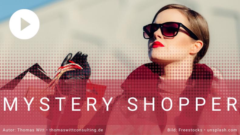 Mystery Shopper im Möbelhandel bringen nichts
