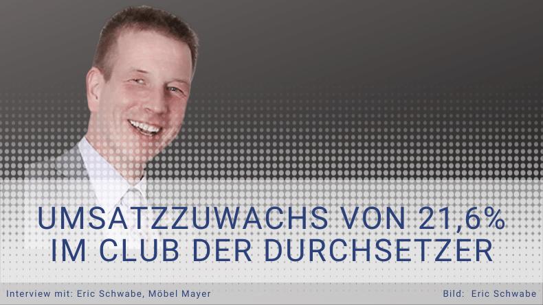 Referenz Möbel Mayer -Hausleiter- Club der Durchsetzer -  Thomas Witt (1)