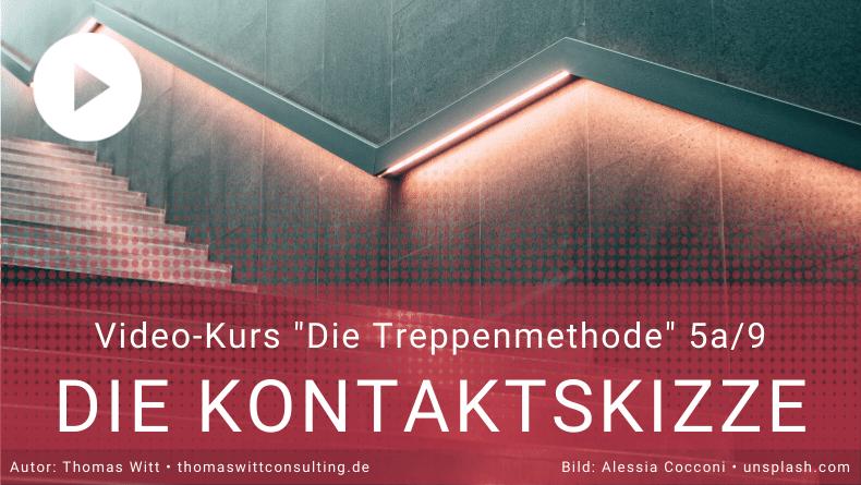Treppenmethode Möbelverkauf 5a_9 - Thomas Witt - Kontaktskizze