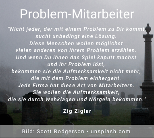 Zig Ziglar Problemmitarbeiter (1)