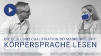 Möbelverkaufen mit Maske: Körpersprache lesen für Möbelverkäufer in Zeiten von Corona