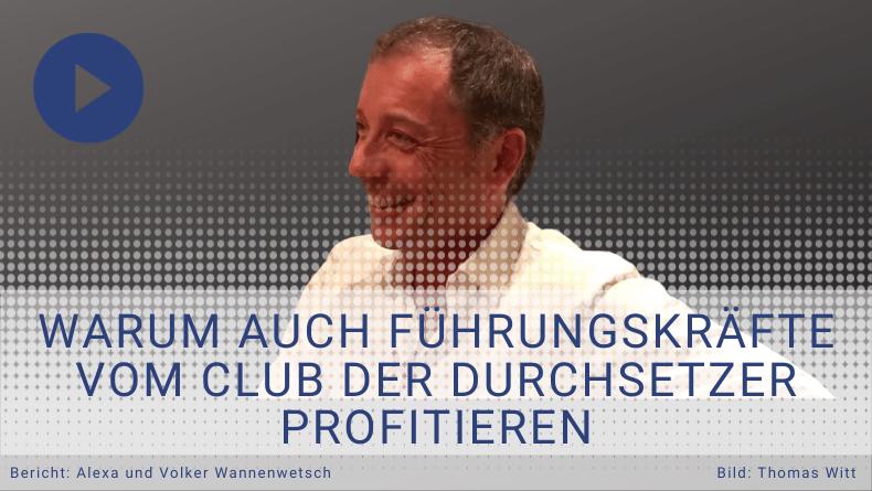 Möbel Wannenwetsch - Testimonial Club der Durchsetzer - Thomas Witt (1)