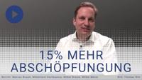 Braum-Gruppe: 15% mehr Abschöpfung im Durchsetzungsprogramm