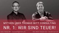 [VIDEO] Mythen über Thomas Witt Consulting: Sind wir teuer?