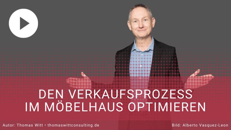 Verkaufsprozess optimieren - Thomas Witt - Zitronenfalter