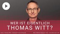 [VIDEO]: Personeninfos - Wer ist Thomas Witt ?