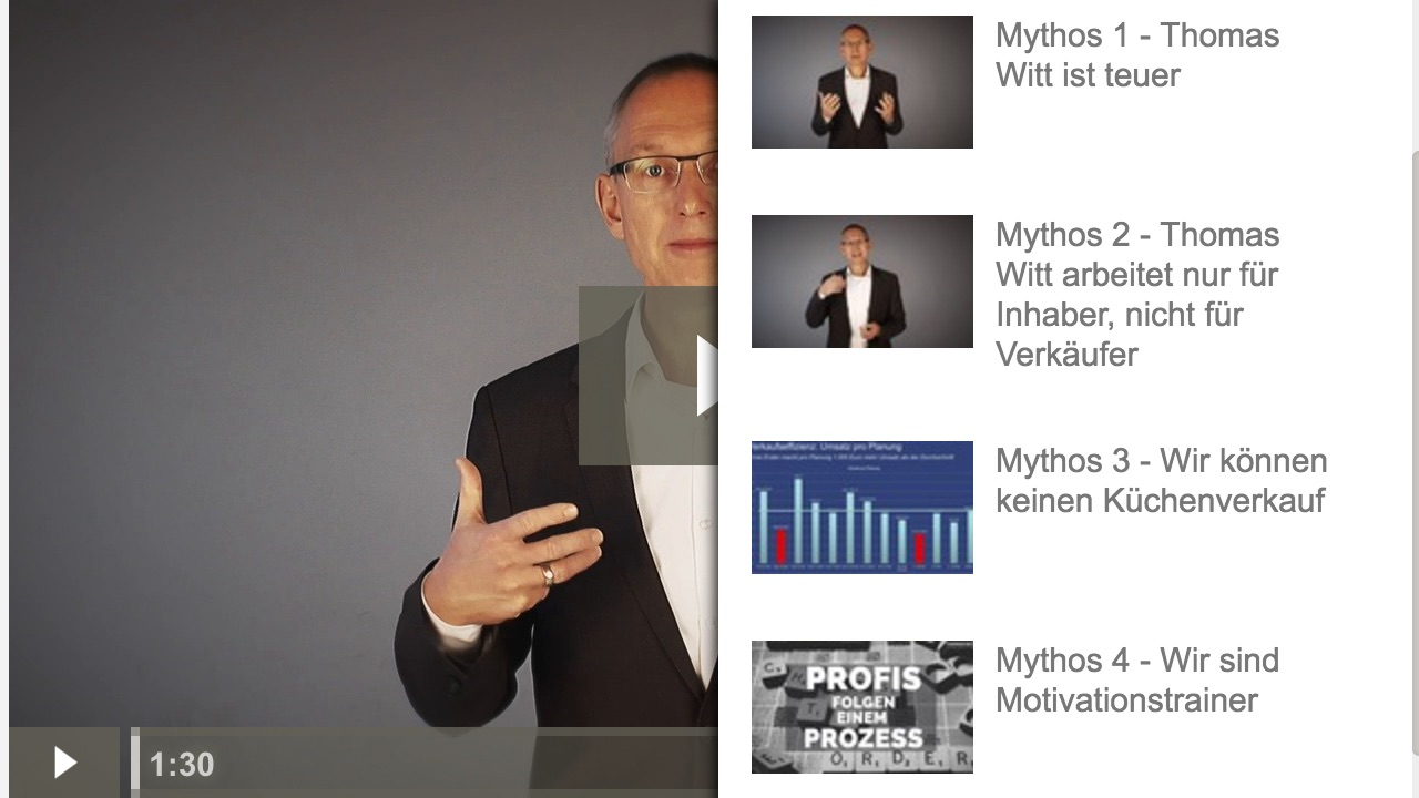[VIDEO] - 5 Mythen über Thomas Witt Consulting