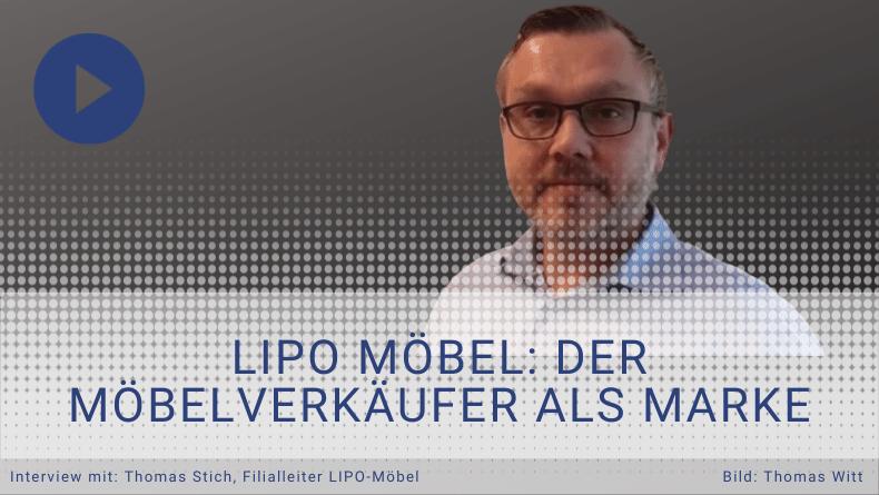 LIPO Möbel Pratteln: Den Verkäufer als Marke positioniert und zweistellig mehr Abschöpfung erreicht