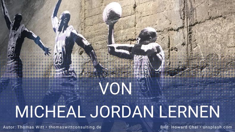 [VIDEO] Michael Jordan über Erfolg - Motivationsvideo